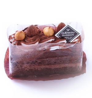 洛北チョコケーキ